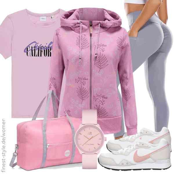 Top herren-Outfit im Finest-Trend-Style für ein selbstbewusstes Modegefühl mit tollen Produkten von TrendiMax,O'Neill,COMFREE,ICE-WATCH,WANDF,Nike
